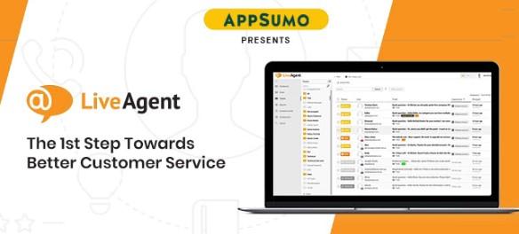 LiveAgent Appsumo deal