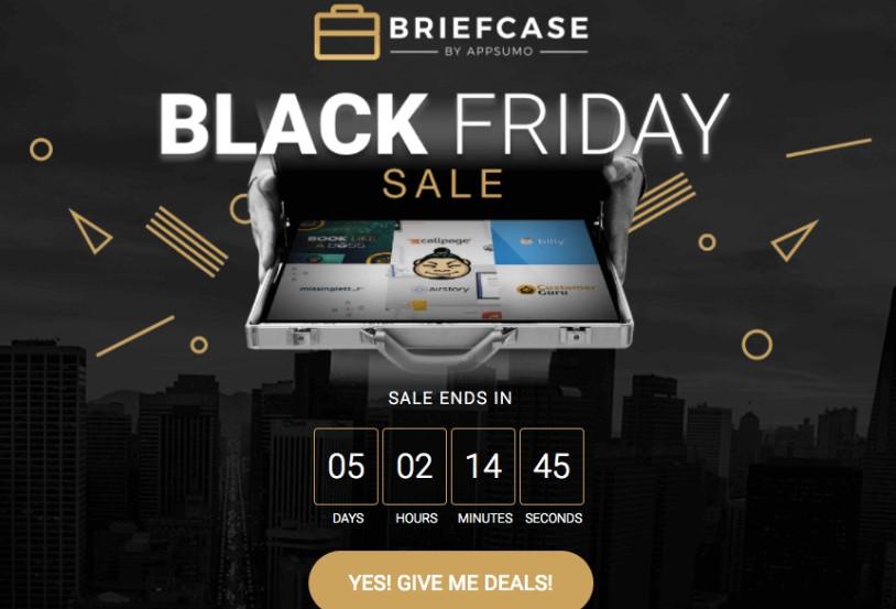 Black Friday AppSumo deals