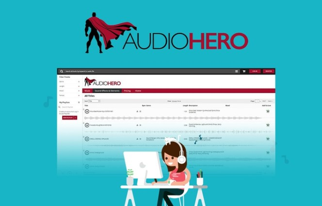 AppSumo Deal: AudioHero Lifetime Deal for $39