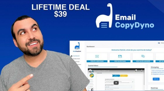 Email CopyDyno Review: Lifetime AppSumo Deal $39.00