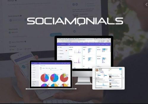 Sociamonials Review