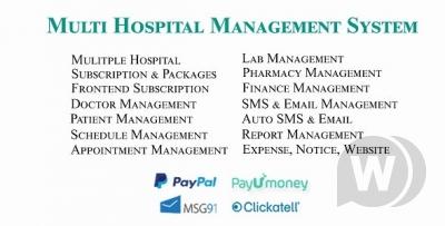 Multi Hospital v4.1 -
