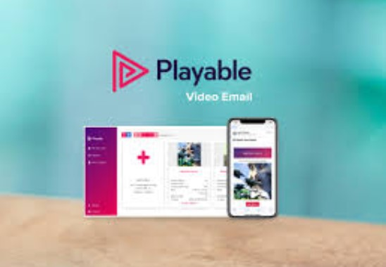 Playable Video Email