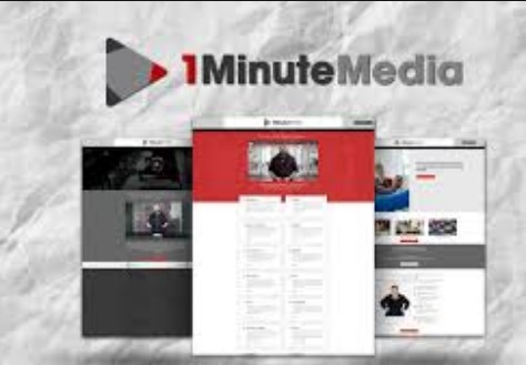 1 Minute Media Coursework Review