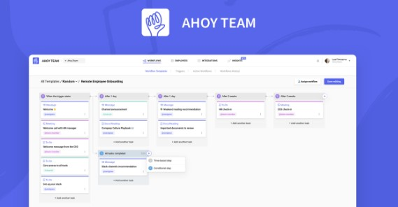AhoyTeam Review