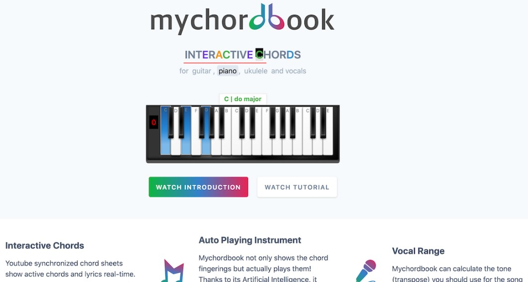Mychordbook Review