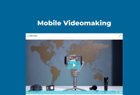 mobil videomaking