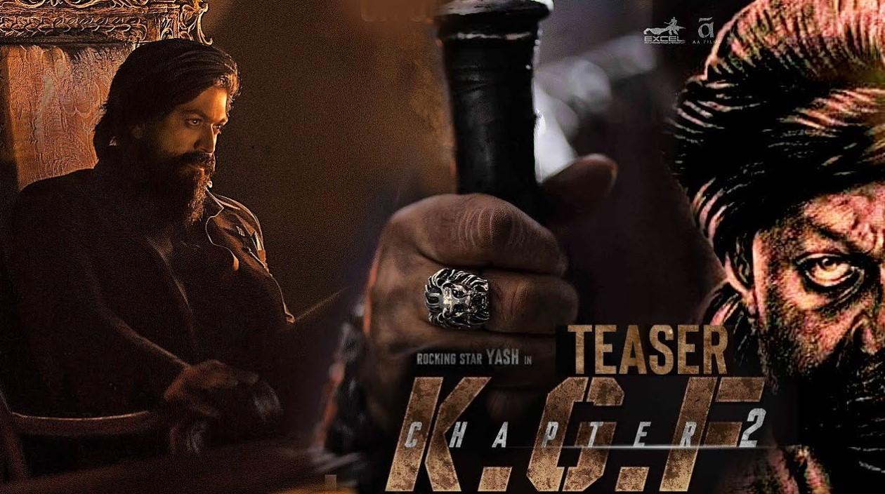 KGF 2 Teaser
