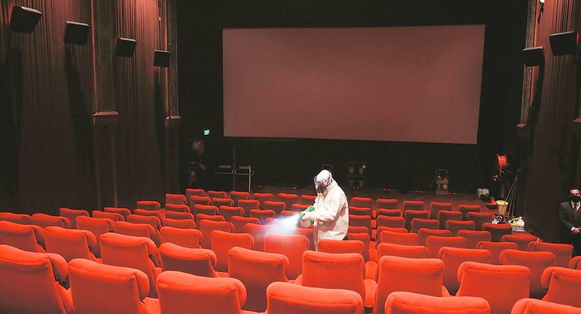 Theatres 100% Capacity