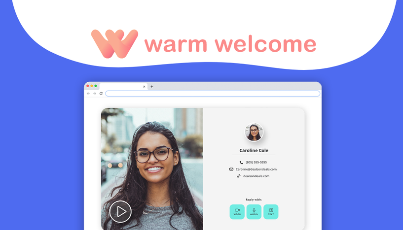 warm welcome review