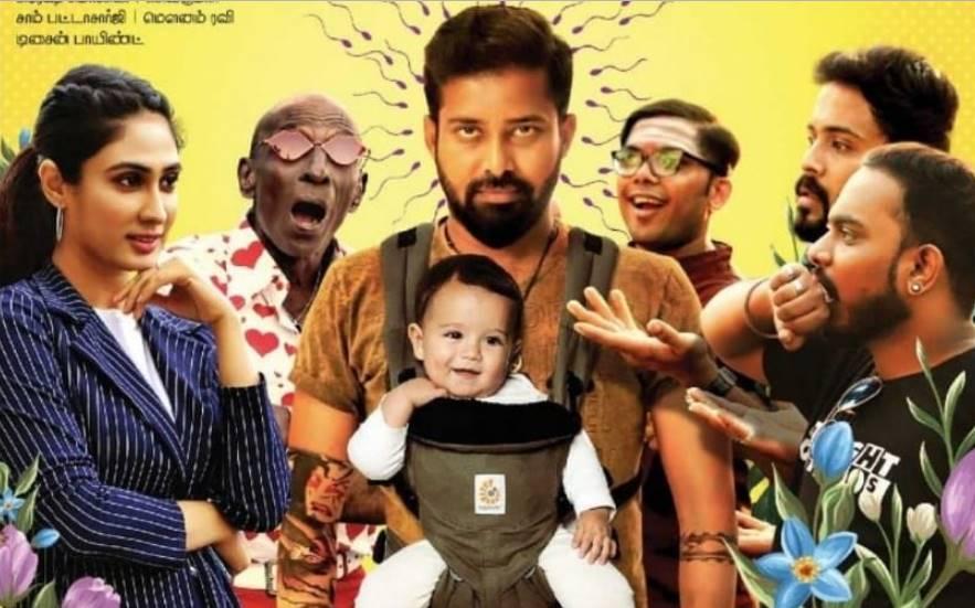 Naanum Single Thaan Movie Review