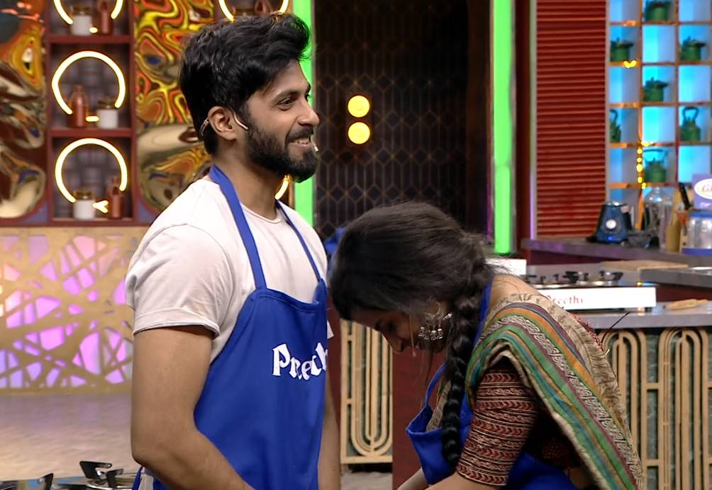 Cook with Comali season 2 Pavithra Eliminated