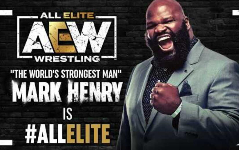 Mark Henry Joins AEW