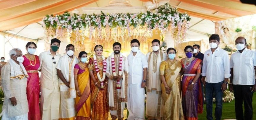 Shankar Daughter Wedding