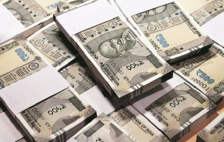 5 Lakh stolen from Nashik currency note printing press