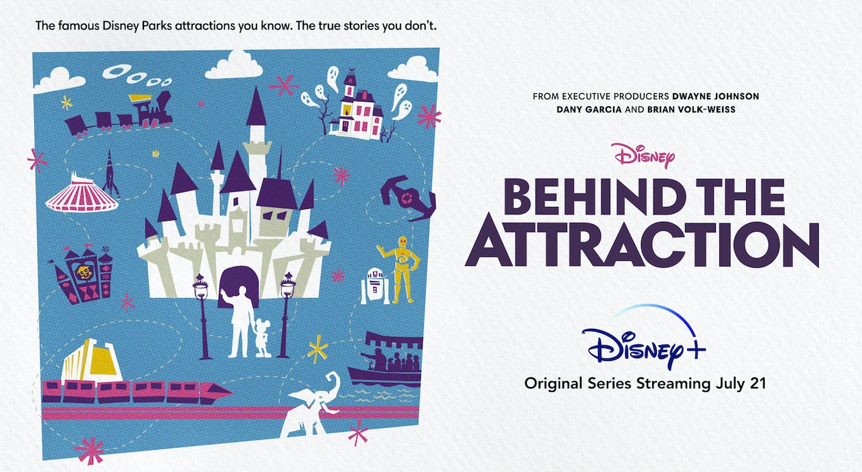 Behind The Attraction series