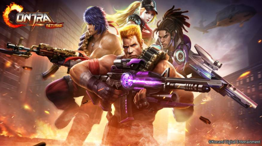 Contra Returns game is back