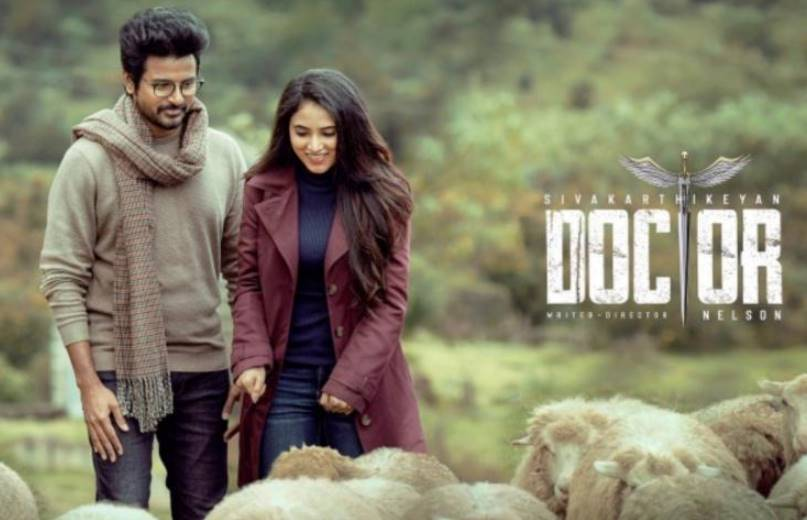 Doctor movie will be released on Sun TV for Deepavali?