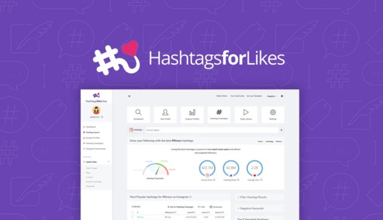 HashtagsForLikes Appsumo