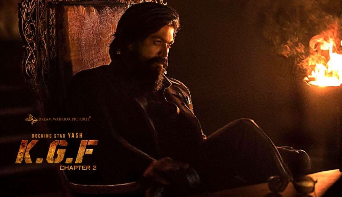 KGF Chapter 2 Update