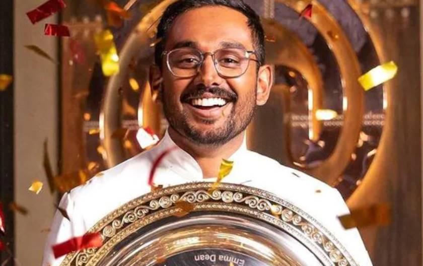 Masterchef Australia 13 winner is Indian-orgin Justin Narayan