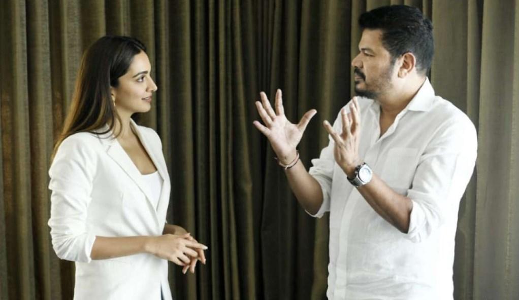 RC15: Kiara Advani joins Ram Charan in Shanker's Pan India film
