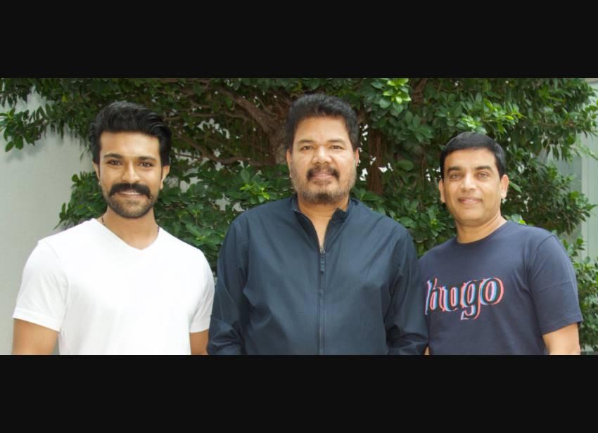 Shankar - Ram Charan film shooting will start in September