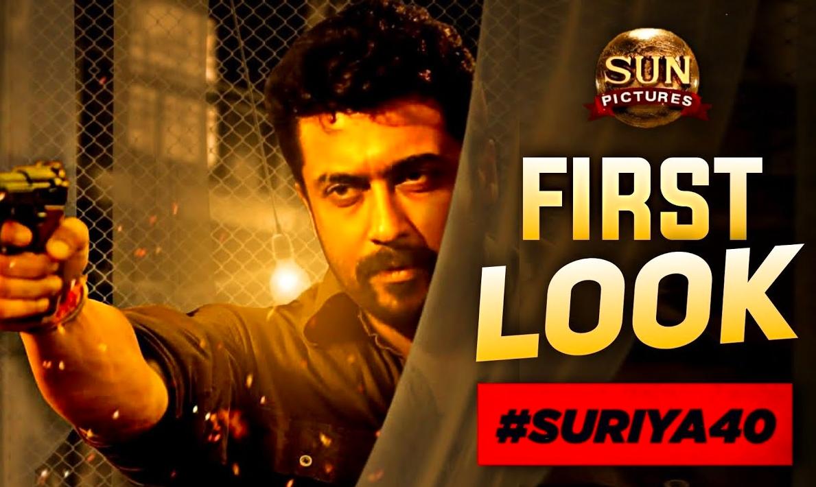 Suriya 40 First Look