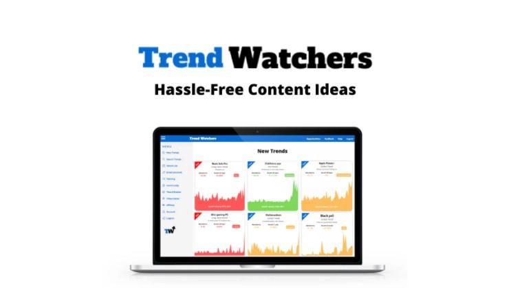 Trend Watchers Appsumo