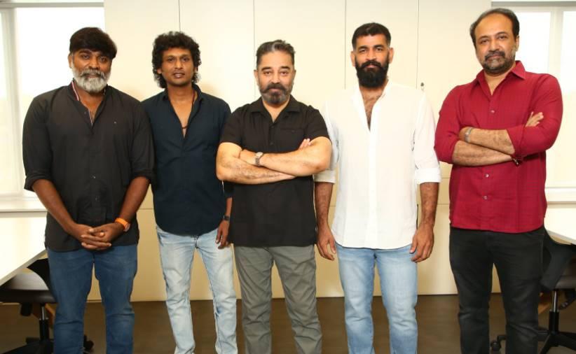 Vikram Movie Update