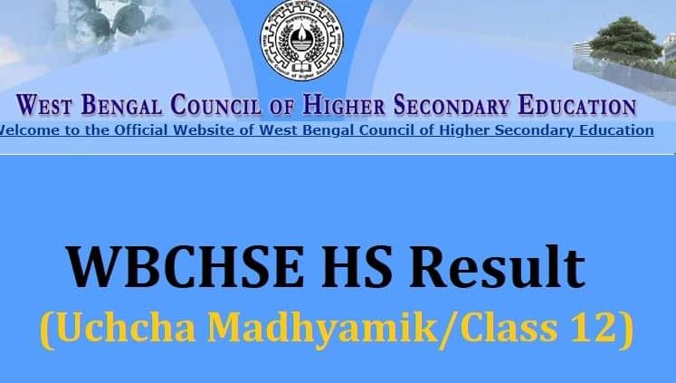 WBCHSE HS Result 2021