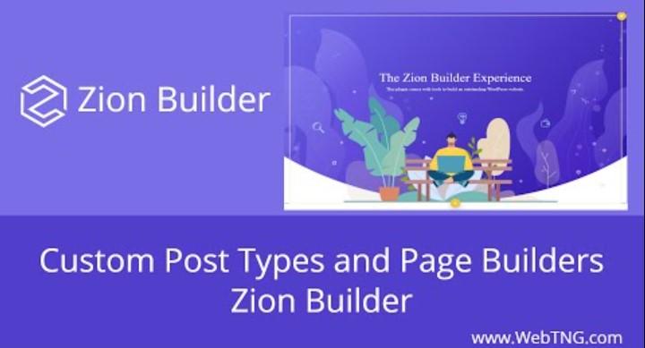 Zion Builder Appsumo