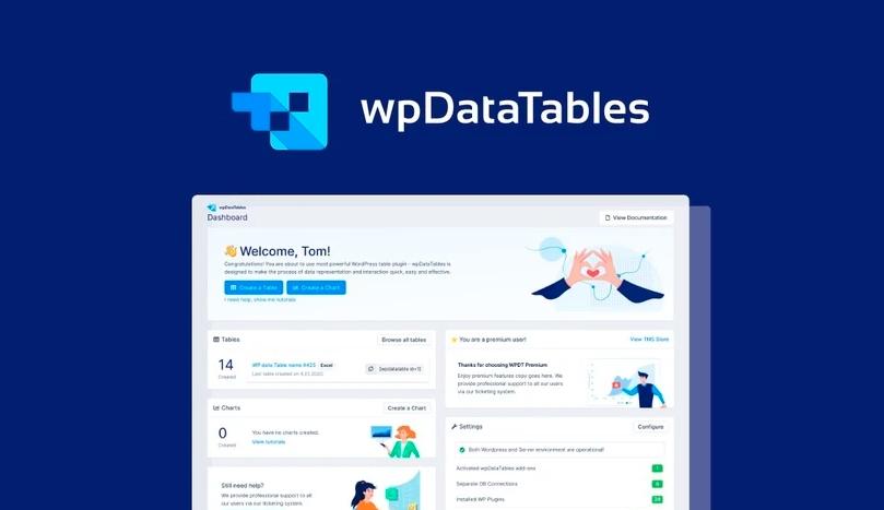 wpDataTables Appsumo