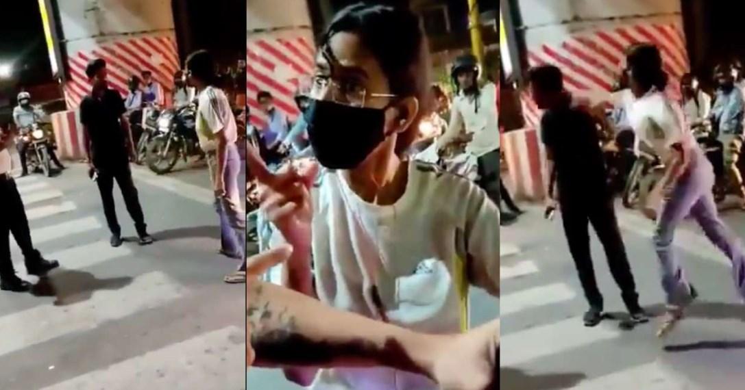Arrest lucknow girl: reason for trending in twitter