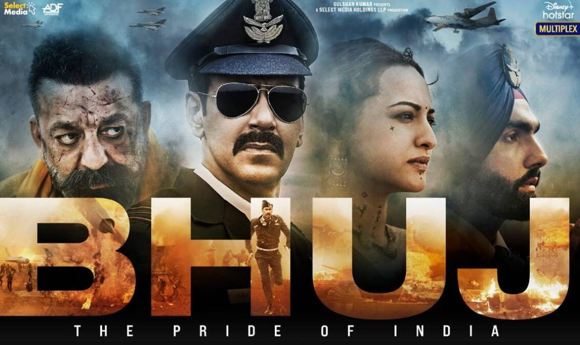 Download Bhuj: The Pride of India