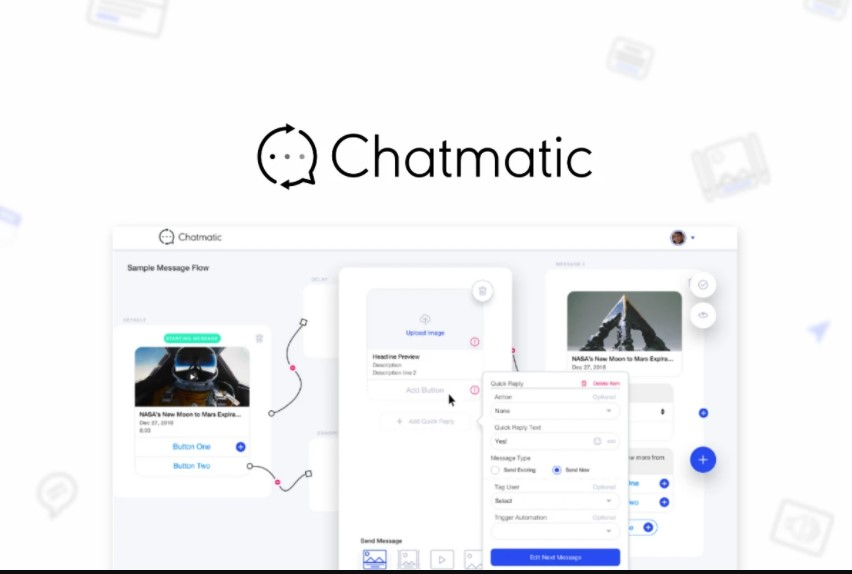 Chatmatic Appsumo