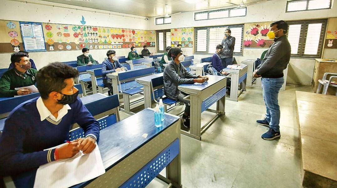 Delhi schools reopen from tomorrow