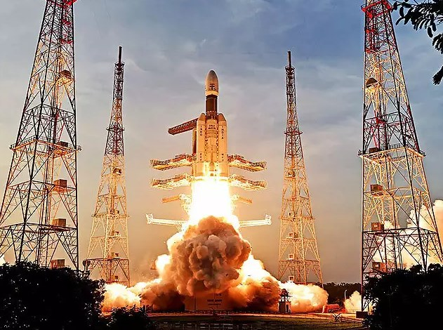 GSLV Mk III, chosen to launch Chandrayan 2 space craft from ISRO