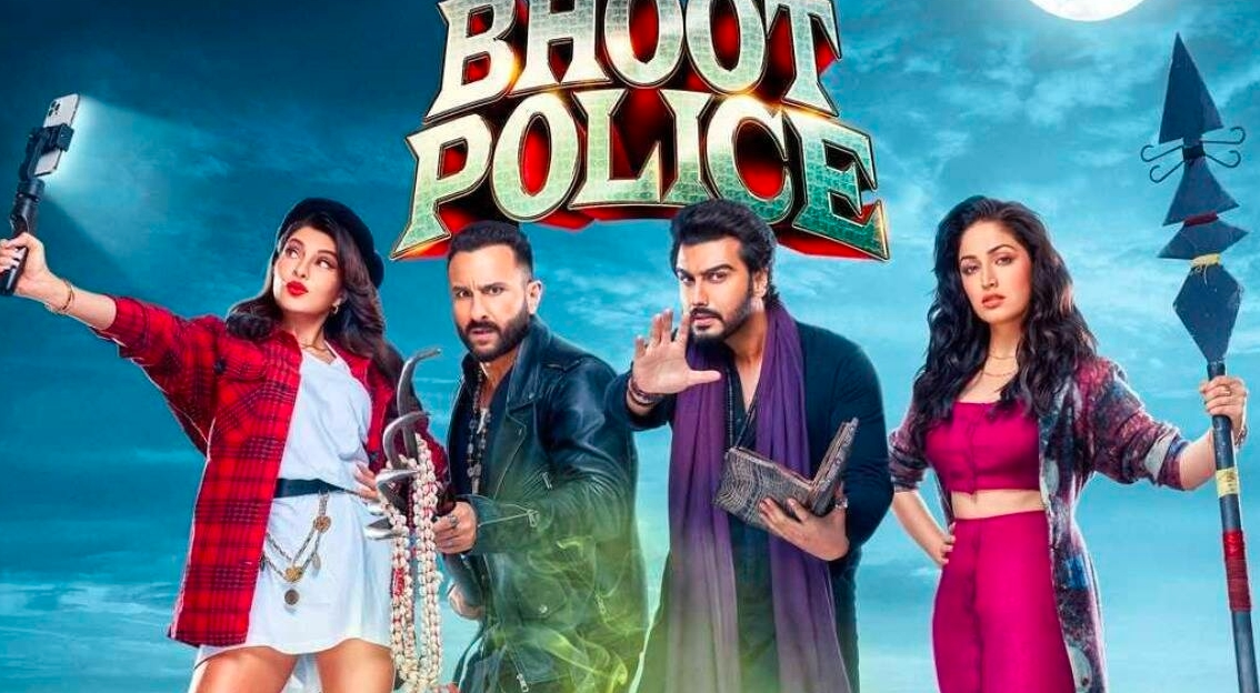 Download Bhoot Police Movie