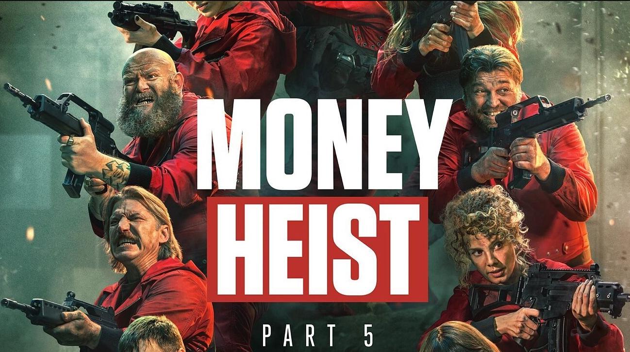 Download Money Heist Season 5