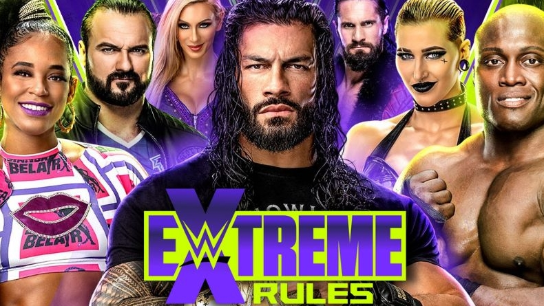 Extreme Rules 2021 Winners Leaked