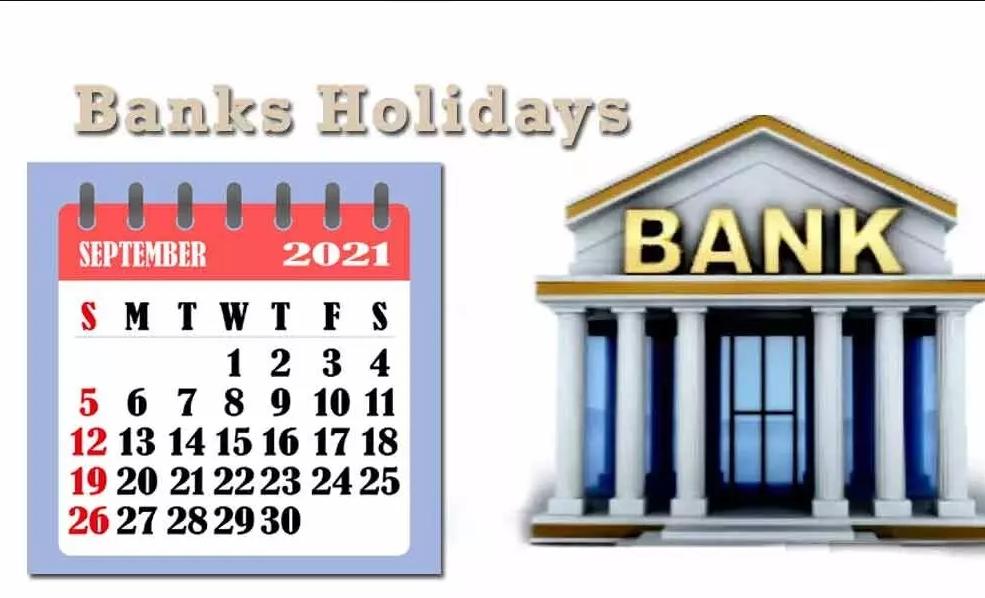 September Month Bank Holidays