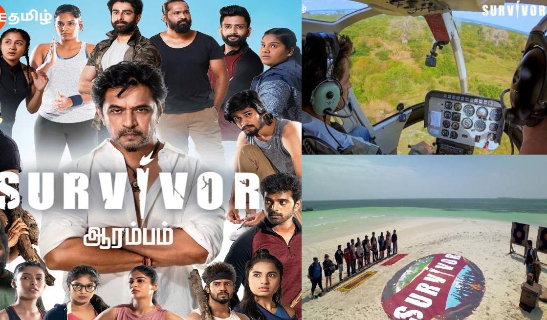 Survivor Tamil First Episode Review