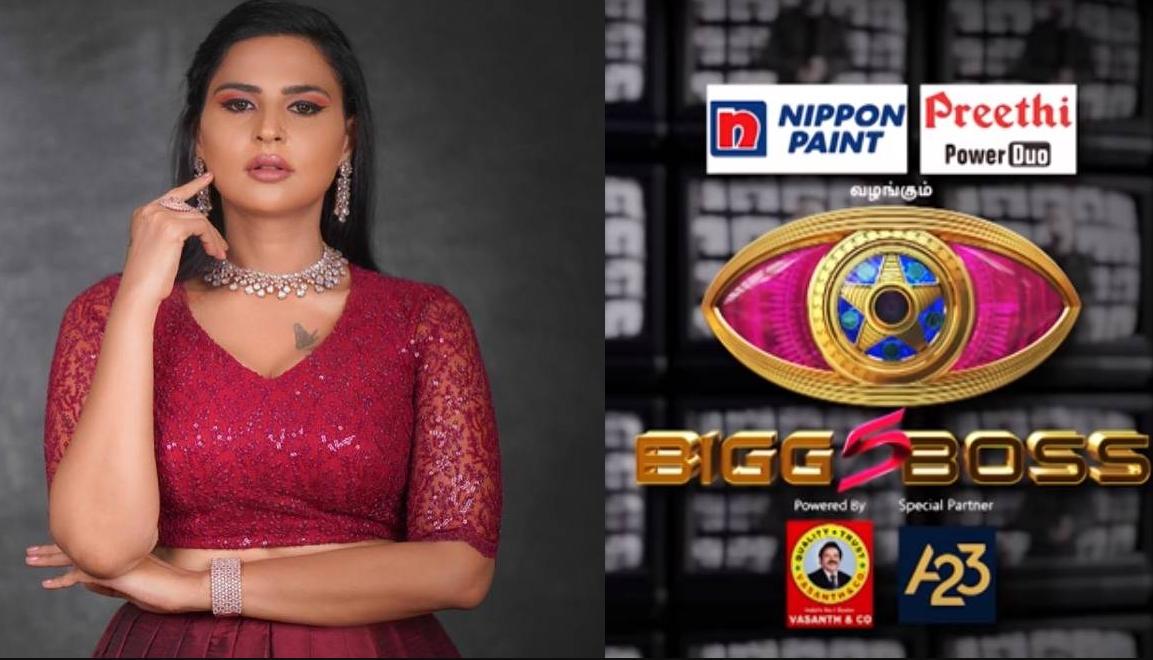 Bigg Boss 5 Namitha Marimuthu