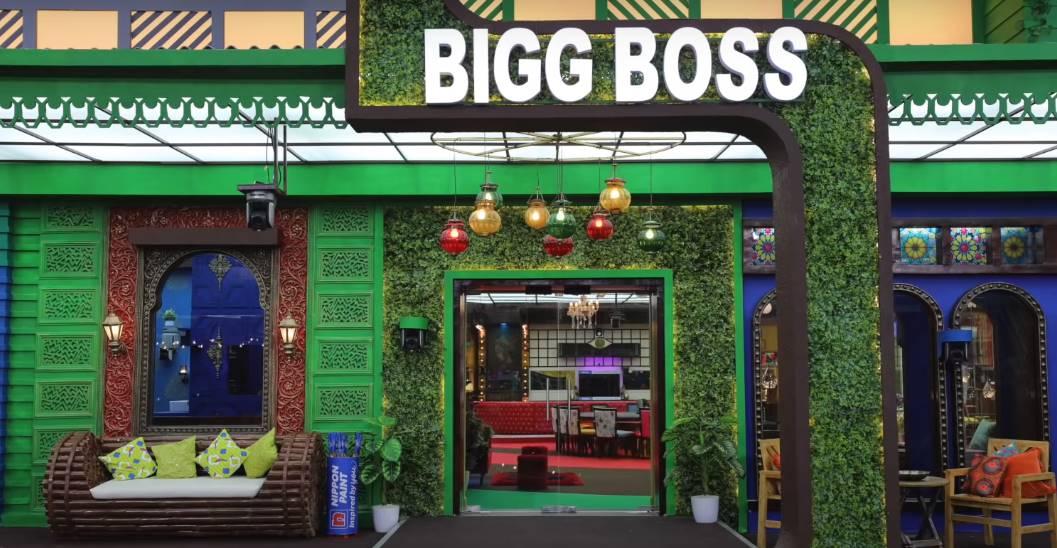 Bigg Boss 5 Tamil House Entrance
