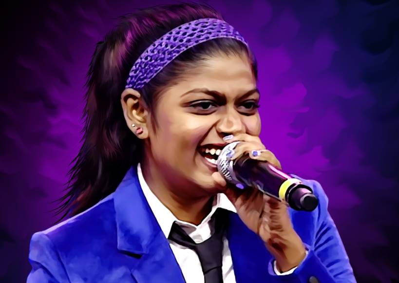 Gana Isaivani in Bigg Boss Tamil 5 is First Contestant