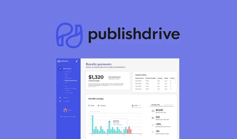 PublishDrive Appsumo